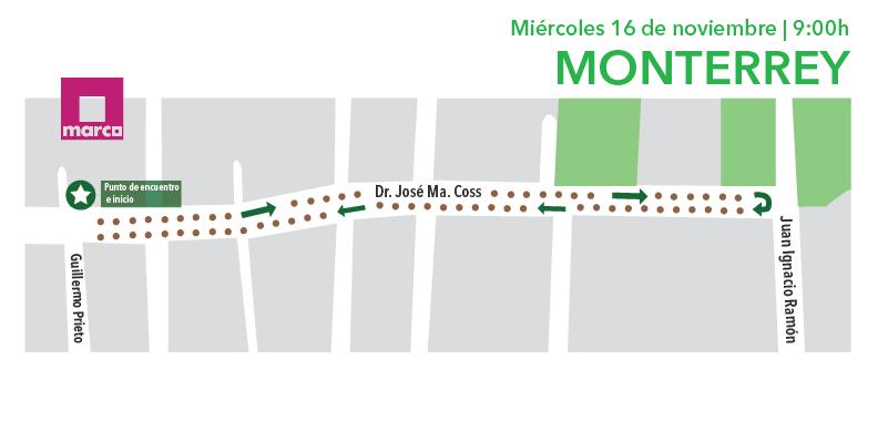 Pulmón Urbano Monterrey